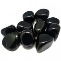 Tumbled Stones - BLACK OBSIDIAN