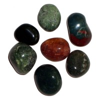 Tumbled Stones - BLOODSTONE