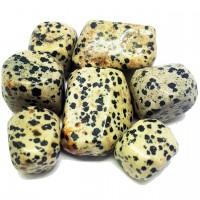 Tumbled Stones - DALMATIAN JASPER