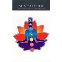 Decal / Window Sticker - Suncatcher CHAKRA