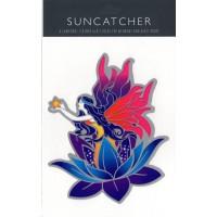 Decal / Window Sticker - Suncatcher FLOWER FAIRY