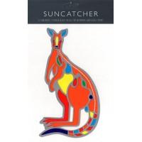 Decal / Window Sticker - Suncatcher KANGAROO
