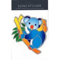Decal / Window Sticker - Suncatcher KOALA