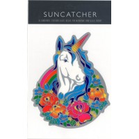 Decal / Window Sticker - Suncatcher MAGIC UNICORN