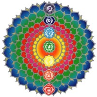 Decal / Window Sticker - Sunseal CHAKRA HEALING