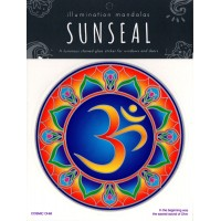 Decal / Window Sticker - Sunseal COSMIC OHM