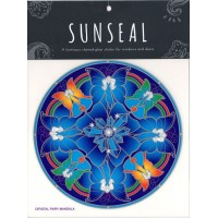 Decal / Window Sticker - Sunseal CRYSTAL FAIRY