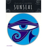 Decal / Window Sticker - Sunseal EYE OF WISDOM