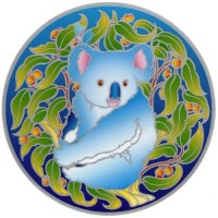 Decal / Window Sticker - Sunseal KOALA