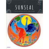 Decal / Window Sticker - Sunseal OUTBACK