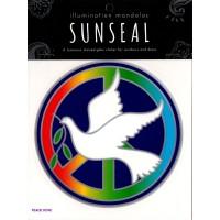 Decal / Window Sticker - Sunseal PEACE DOVE