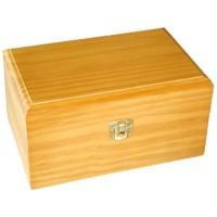 Timber Essential Oil Storage Box - 15 Slot