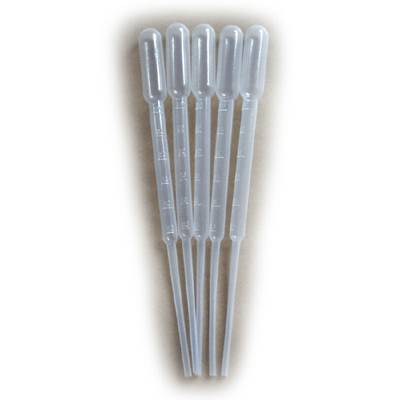 Disposable Plastic Pipettes 3ml