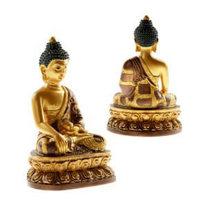 Shakyamuni Buddha Holding Bowl