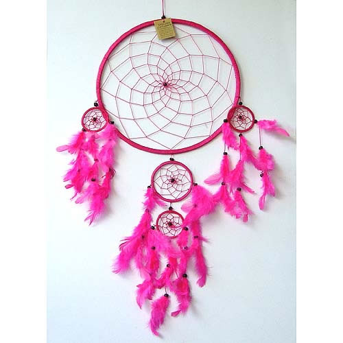 JUMBO Dream Catcher - PINK