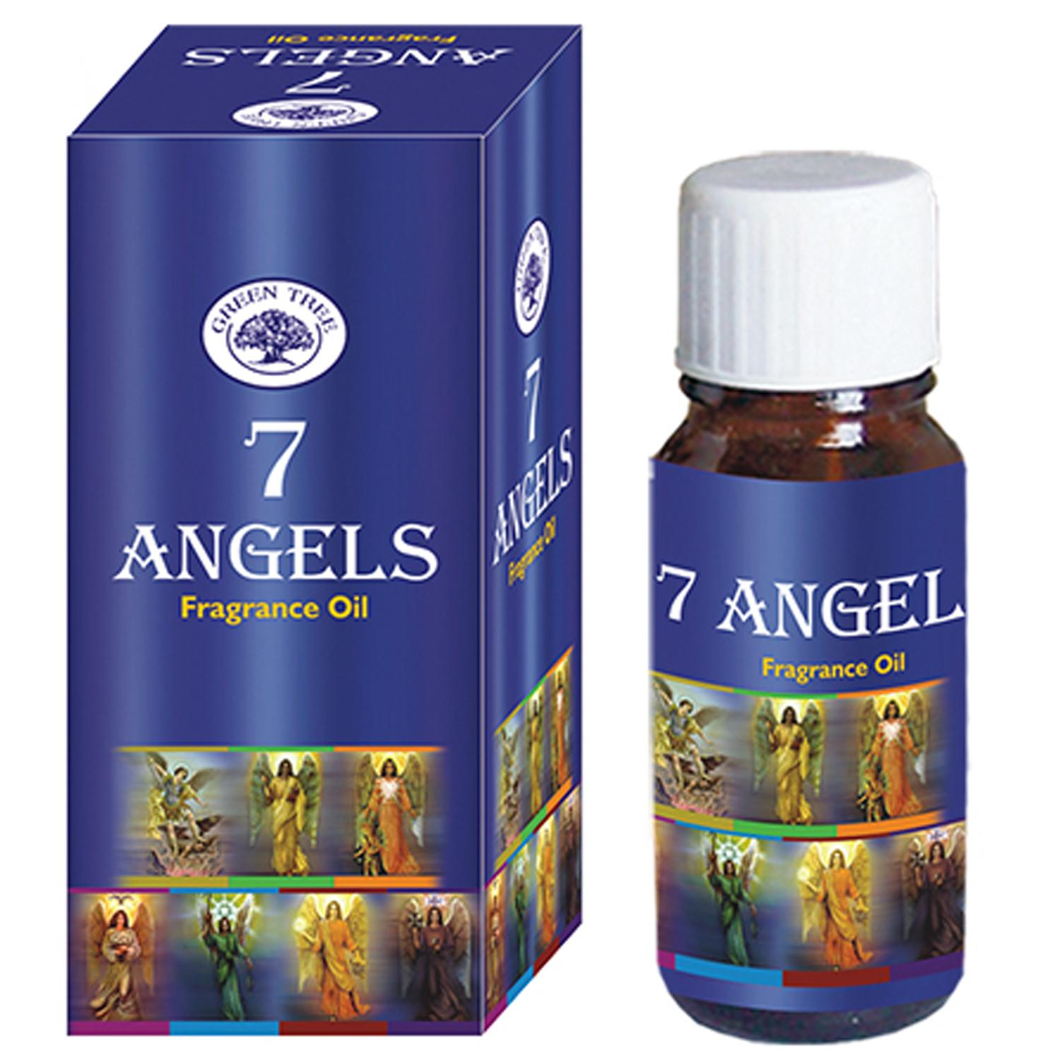 Green Tree Fragrance Oil - 7 ANGELS