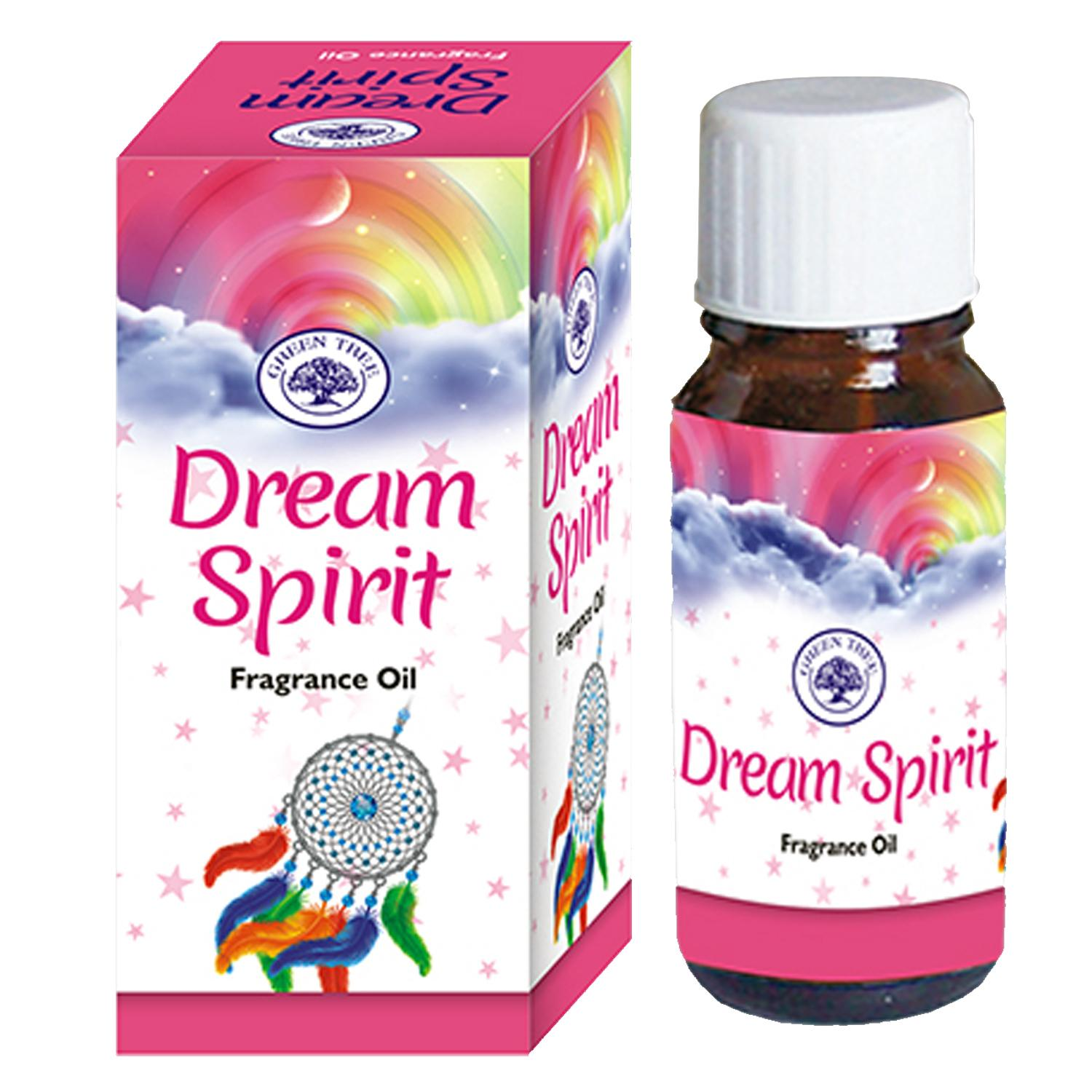 Green Tree Fragrance Oil - DREAM SPIRIT