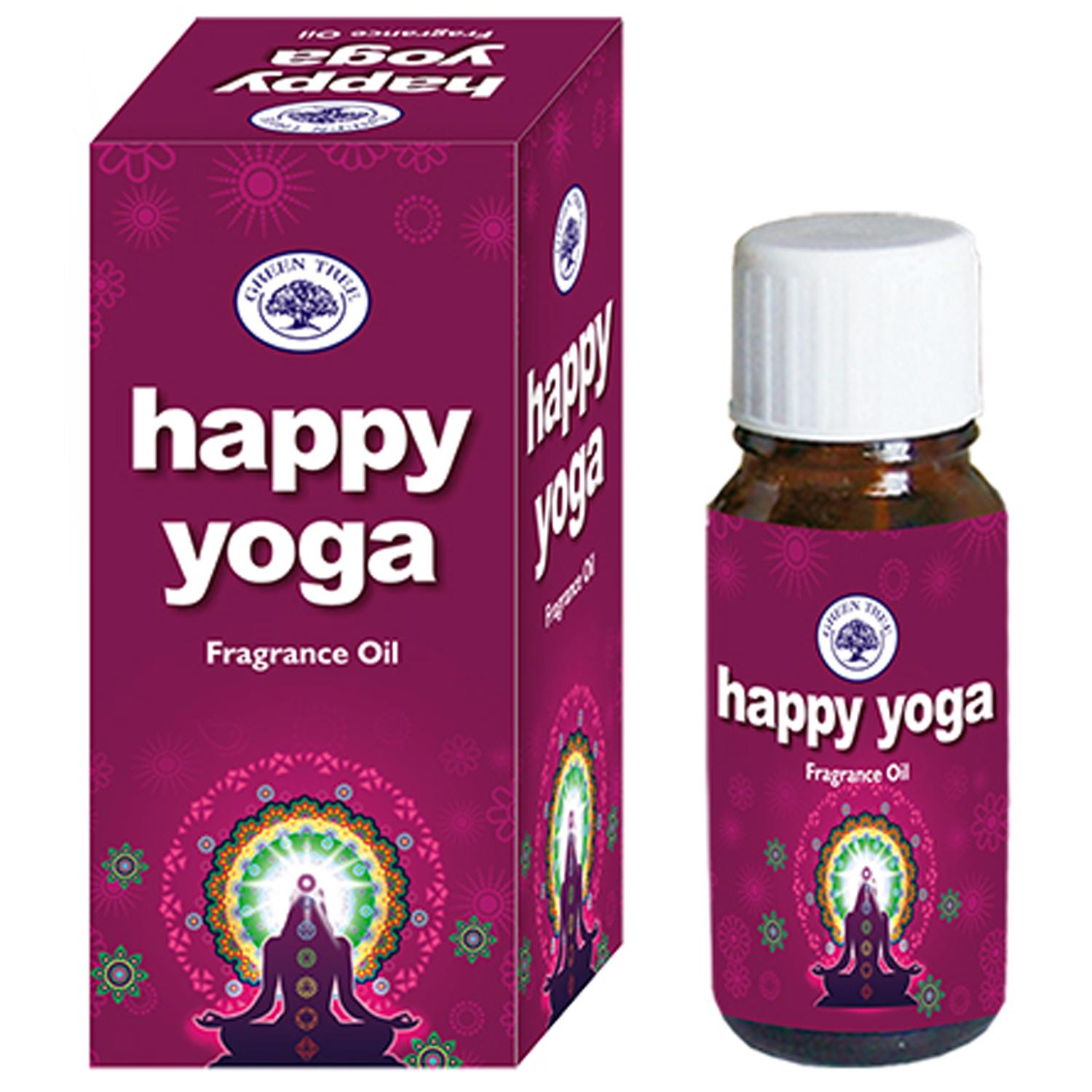 Green Tree Fragrance Oil - HAPPY YOGA