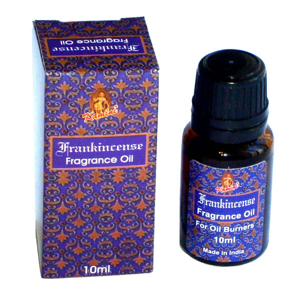 Kamini Fragrance Oil - FRANKINCENSE