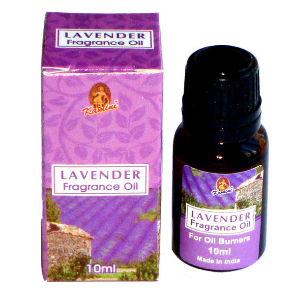 Kamini Fragrance Oil - LAVENDER