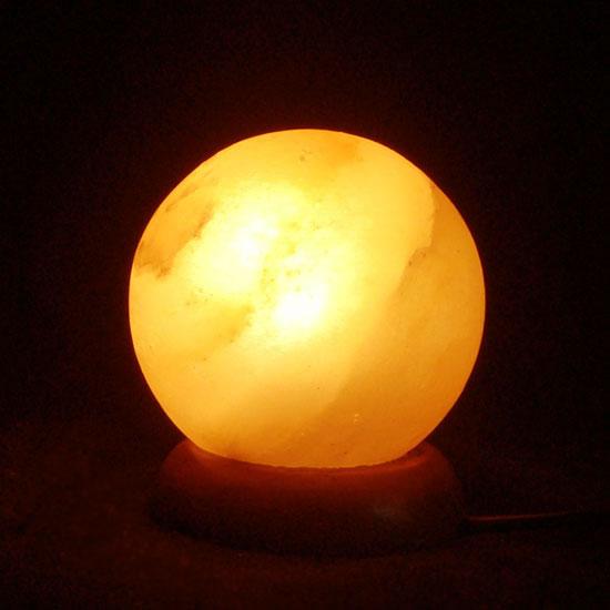 Himalayan Salt Lamp - ORB