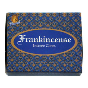 Kamini Incense Cones - FRANKINCENSE