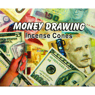 Kamini Incense Cones - MONEY DRAWING