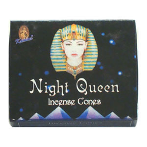 Kamini Incense Cones - NIGHT QUEEN
