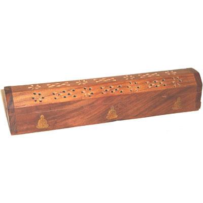 Incense Holder Box Burner - BUDDHA