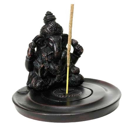 Incense Holder Resin - GANESH