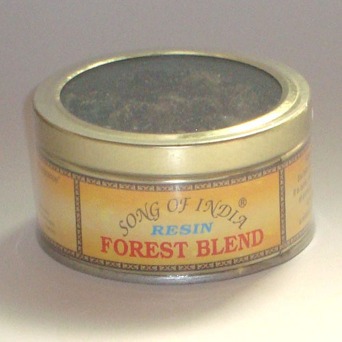 Song of India Resin - FOREST BLEND