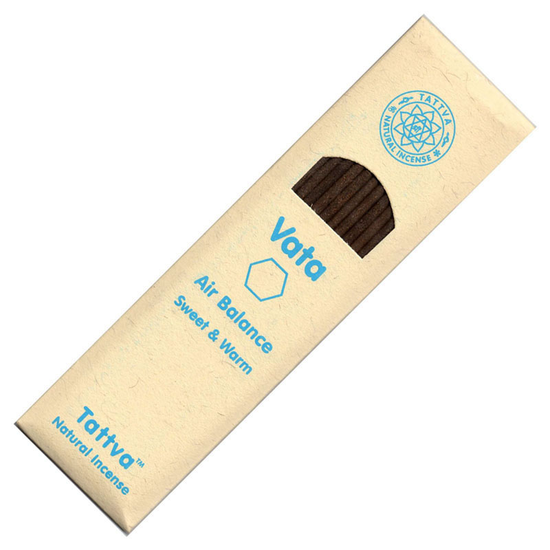 Tattva Ayurveda Incense - AIR BALANCE (Vata)