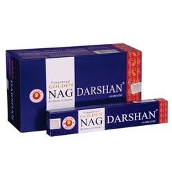 Golden NAG DARSHAN Incense