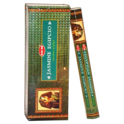 Hem Incense Sticks - EGYPTIAN JASMINE