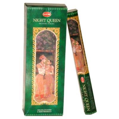 Hem Incense Sticks - NIGHT QUEEN