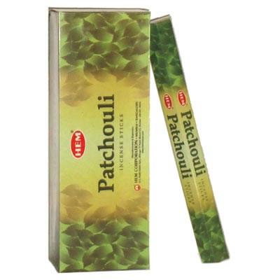 Hem Incense Sticks - PATCHOULI