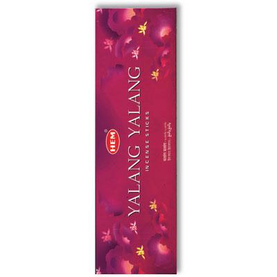 Hem Incense Sticks - YLANG YLANG