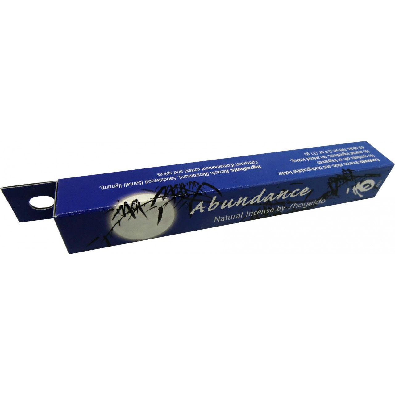 Shoyeido Natural Incense - ABUNDANCE