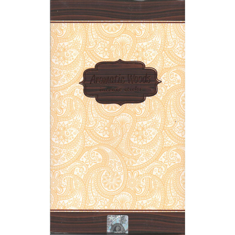 Kamini Incense Sticks - AROMATIC WOODS - 15g Flat Box