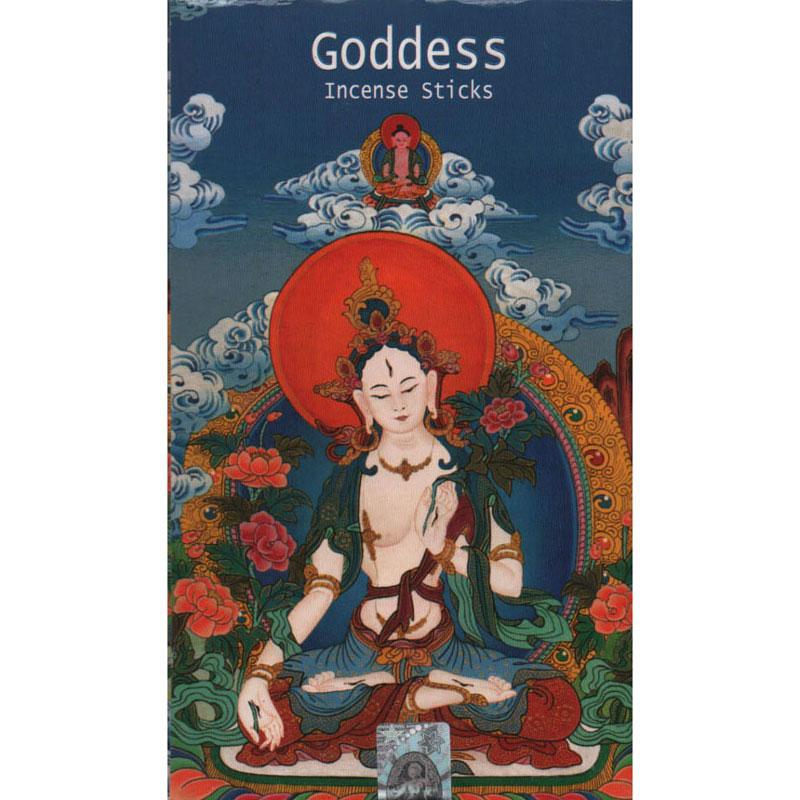 Kamini Incense Sticks - GODDESS - 15g Flat Box