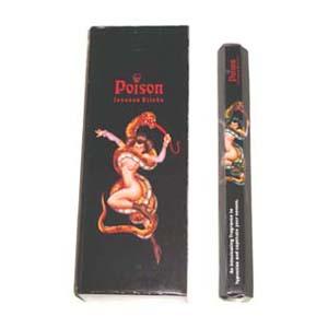 Kamini Incense Sticks - POISON