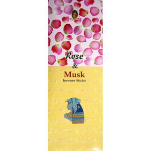 Kamini Incense Sticks - ROSE & MUSK
