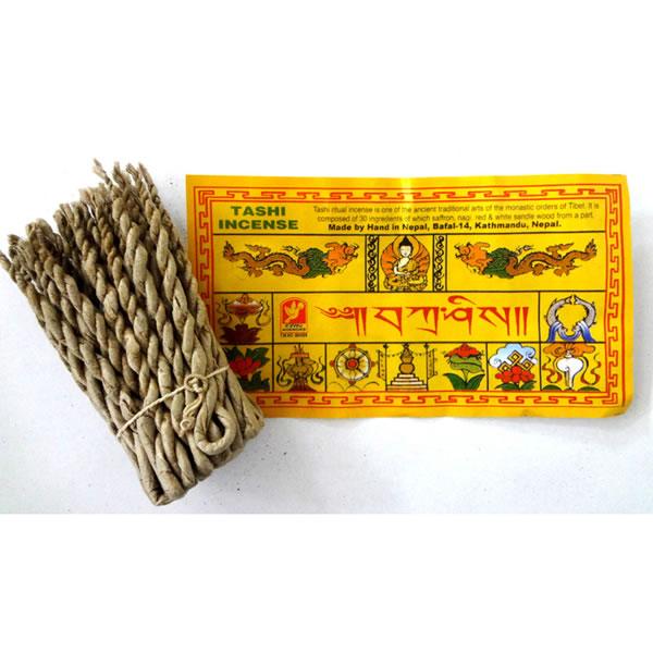 Tibetan Incense - TASHI ROPE