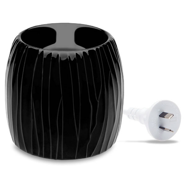 Electric Wax Melt Warmer - BLACK PEARL