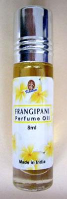 Kamini Perfume Oil - FRANGIPANI