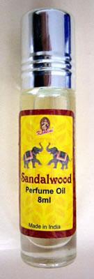 Kamini Perfume Oil - SANDALWOOD