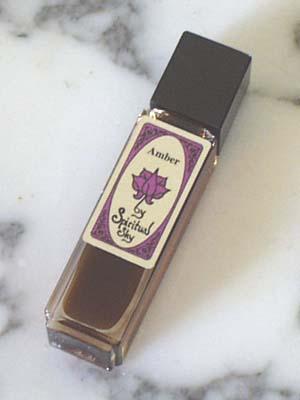 Spiritual Sky Perfume Oil - AMBER