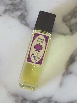 Spiritual Sky Perfume Oil - YLANG YLANG