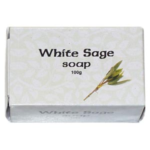 Kamini Soap - WHITE SAGE