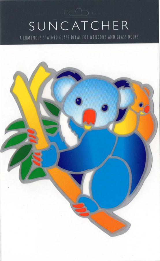Decal / Window Sticker - Suncatcher KOALA